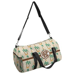 Palm Trees Duffel Bag (Personalized)