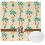 Palm Trees Wash Cloth (Personalized)