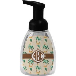 Palm Trees Foam Soap Dispenser (Personalized)