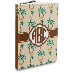 Palm Trees Hardbound Journal (Personalized)