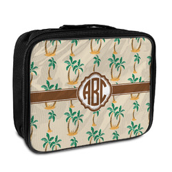 Palm Trees Insulated Lunch Bag (Personalized)