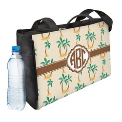 Palm Trees Ladies Workout Bag (Personalized)