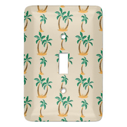 Palm Trees Light Switch Covers (Personalized)