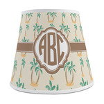 Palm Trees Empire Lamp Shade (Personalized)