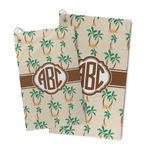 Palm Trees Microfiber Golf Towel (Personalized)