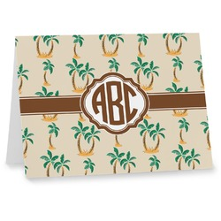 Palm Trees Notecards (Personalized)