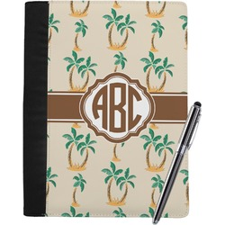 Palm Trees Notebook Padfolio (Personalized)