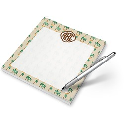 Palm Trees Notepad (Personalized)