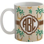 Palm Trees Coffee Mug (Personalized)
