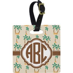 Palm Trees Luggage Tags (Personalized)