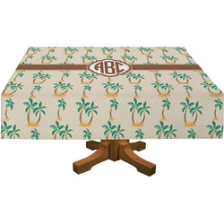 Palm Trees Tablecloth (Personalized)