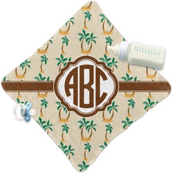 Palm Trees Security Blanket (Personalized)