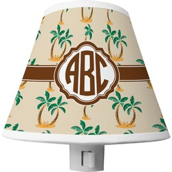 Palm Trees Shade Night Light (Personalized)