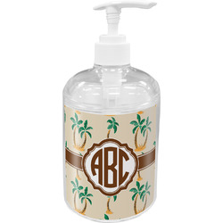 Palm Trees Soap / Lotion Dispenser (Personalized)
