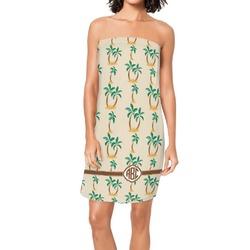 Palm Trees Spa / Bath Wrap (Personalized)