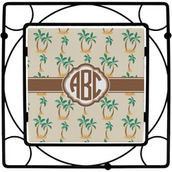 Palm Trees Trivet (Personalized)