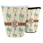 Palm Trees Waste Basket (Personalized)