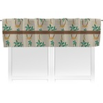 Palm Trees Valance (Personalized)