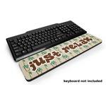 Palm Trees Keyboard Wrist Rest (Personalized)