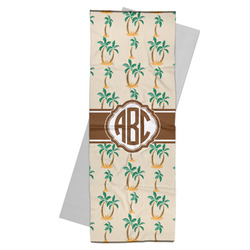 Palm Trees Yoga Mat Towel (Personalized)