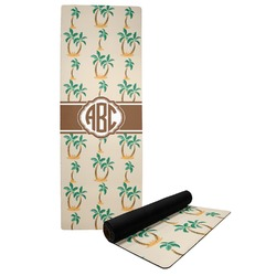 Palm Trees Yoga Mat (Personalized)