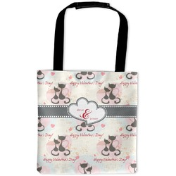 Cats in Love Auto Back Seat Organizer Bag (Personalized)