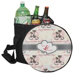 Cats in Love Collapsible Cooler & Seat (Personalized)
