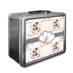 Cats in Love Lunch Box (Personalized)