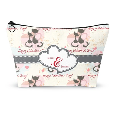 Cats in Love Makeup Bags (Personalized)