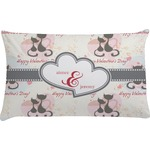 Cats in Love Pillow Case (Personalized)