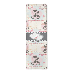 Cats in Love Runner Rug - 3.66'x8' (Personalized)