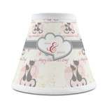 Cats in Love Chandelier Lamp Shade (Personalized)