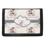 Cats in Love Trifold Wallet (Personalized)