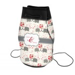 Elephants in Love Neoprene Drawstring Backpack (Personalized)