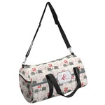 Elephants in Love Duffel Bag - Multiple Sizes (Personalized)
