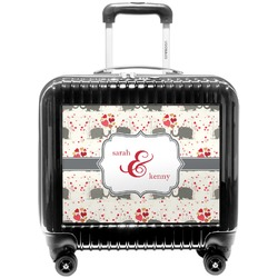 Elephants in Love Pilot / Flight Suitcase (Personalized)