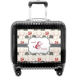 Elephants in Love Pilot / Flight Suitcase (Personalized)