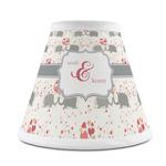 Elephants in Love Chandelier Lamp Shade (Personalized)