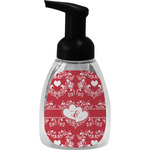 Heart Damask Foam Soap Dispenser (Personalized)