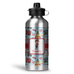 London Water Bottle - Aluminum - 20 oz (Personalized)