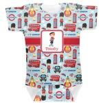 London Baby Bodysuit (Personalized)