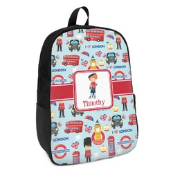 London Kids Backpack (Personalized)
