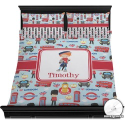 London Duvet Cover Set (Personalized)