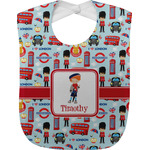London Baby Bib (Personalized)