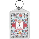 London Bling Keychain (Personalized)