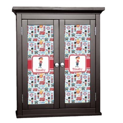 London Cabinet Decal - Custom Size (Personalized)