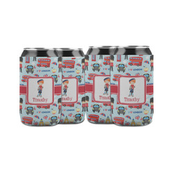London Can Sleeve (12 oz) (Personalized)