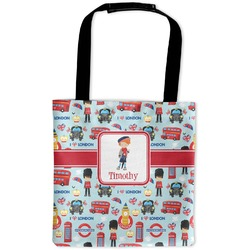 London Auto Back Seat Organizer Bag (Personalized)