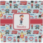London Ceramic Tile Hot Pad (Personalized)