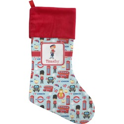 London Christmas Stocking (Personalized)